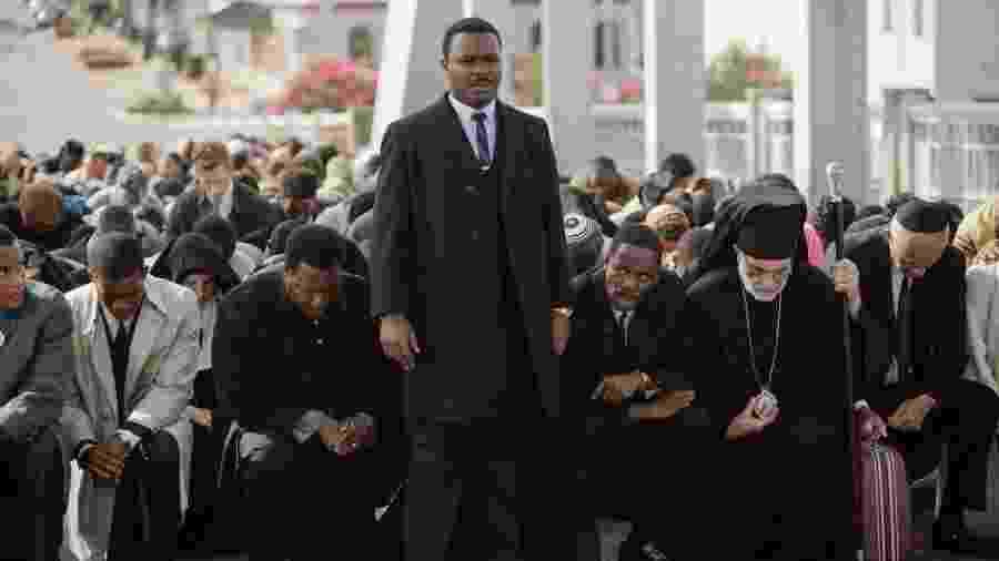 """Cena do filme """"Selma: Uma Luta Pela Igualdade"""" (2014), de Ava DuVernay - Reprodução"""