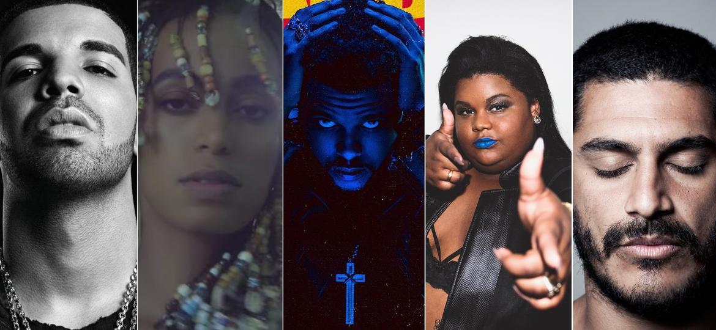 Montagem: Os melhores discos de rap, hip-hop, funk e soul - Divulgação