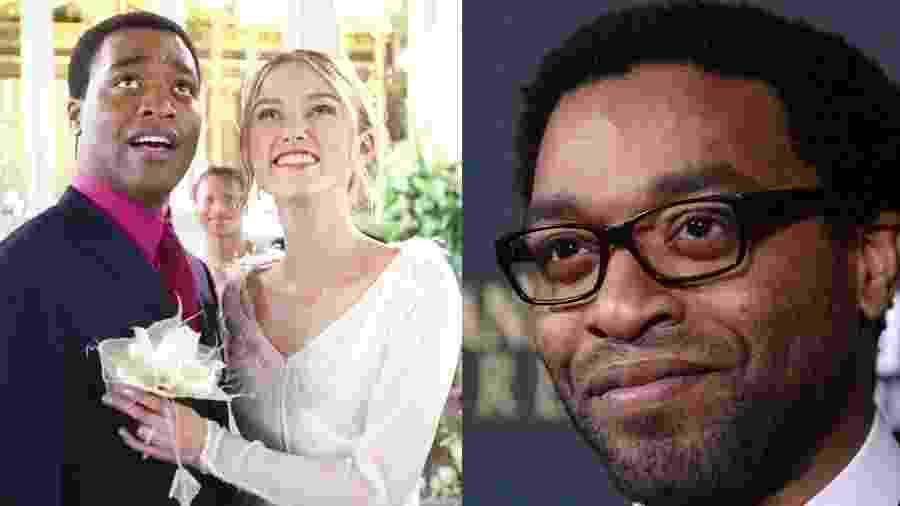 """Chiwetel Ejiofor em """"Simplesmente Amor"""" - Reprodução/Reuters"""