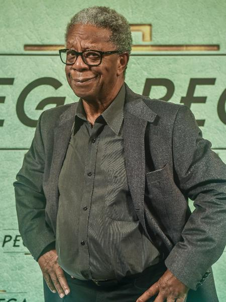 "Milton Gonçalves na novela ""Pega Pega"" - Mauricio Fidalgo/TV Globo"