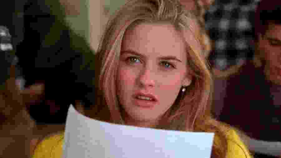 """Cena do filme """"As Patricinhas de Beverly Hills"""" (1995), de Amy Heckerling - Reprodução"""