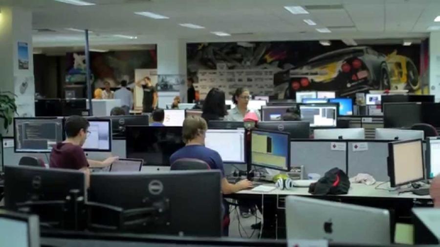 Os sonhos de muitos tornaram-se realidade para estes brasileiros que desenvolvem games - Reprodução/Electronic Arts
