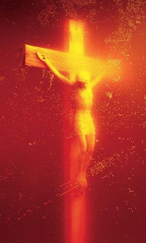 """Immersion (Piss Christ)"" (1987), de Andres Serrano"