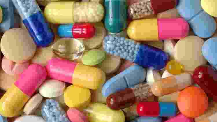 Remédios/ Medicamentos - iStock - iStock