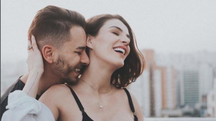 Monica Benini e Junior Lima - Reprodução/Instagram/monicabenini
