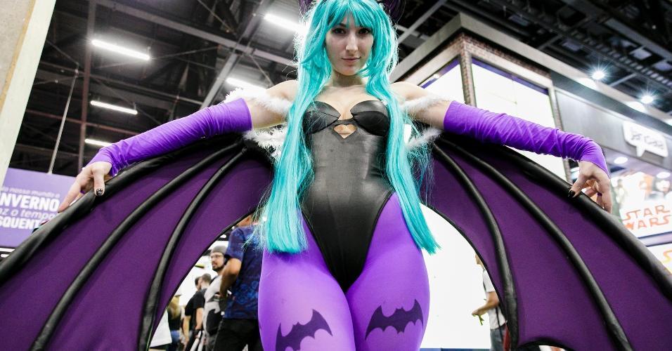 Público capricha no cosplay no primeiro dia de CCXP
