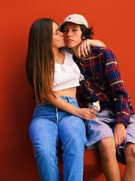 Maisa Silva e o namorado - Reprodução/Instagram