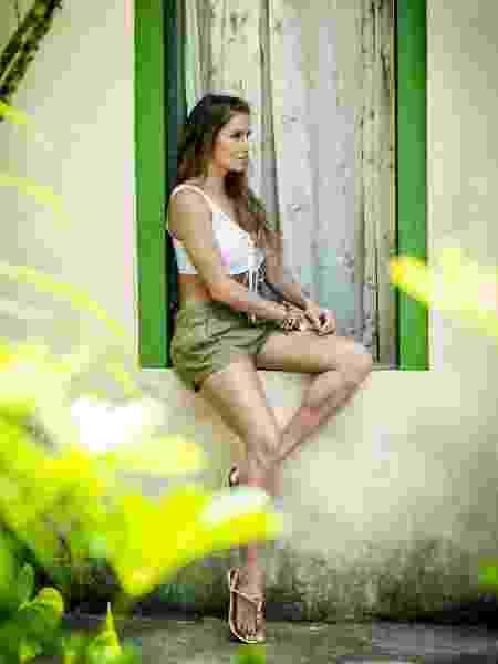 As primeiras cenas de Karola (Deborah Secco) foram gravadas em Salvador - Divulgação/ TV Globo - Divulgação/ TV Globo