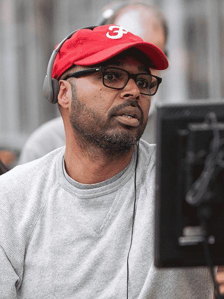 """O produtor Salim Akil, de """"Raio Negro"""" - Reprodução"""