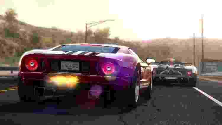 Need For Speed: Hot Pursuit - Reprodução - Reprodução
