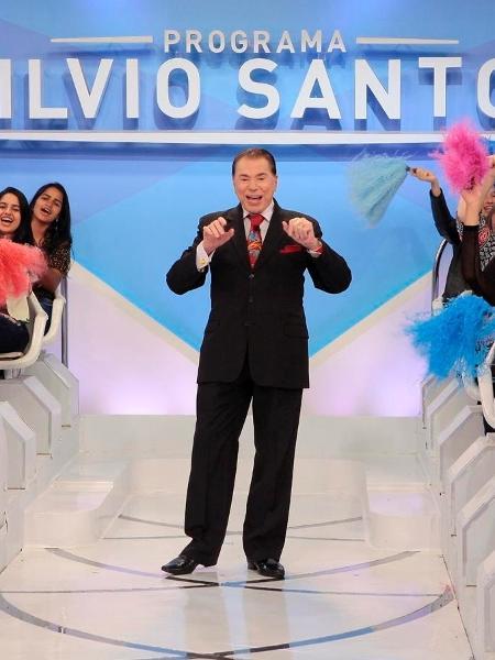 Silvio Santos tira o sono da Record aos domingos  - Lourival Ribeiro/SBT