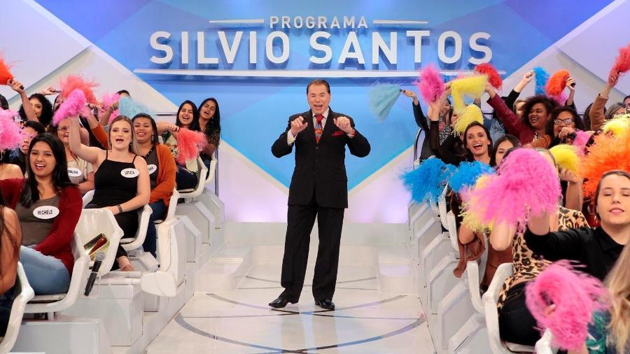 """Silvio Santos é criticado por concurso de """"Miss Infantil"""" realizado em seu programa - Lourival Ribeiro/SBT"""