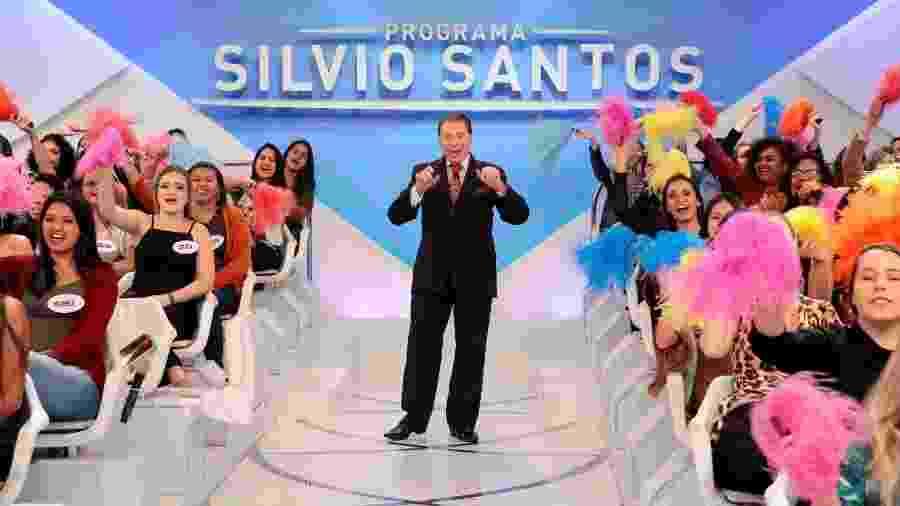 Silvio Santos - Lourival Ribeiro/SBT