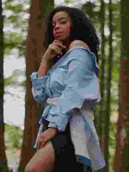 Hanifah, filha do DJ KL Jay do Racionais - Divulgação