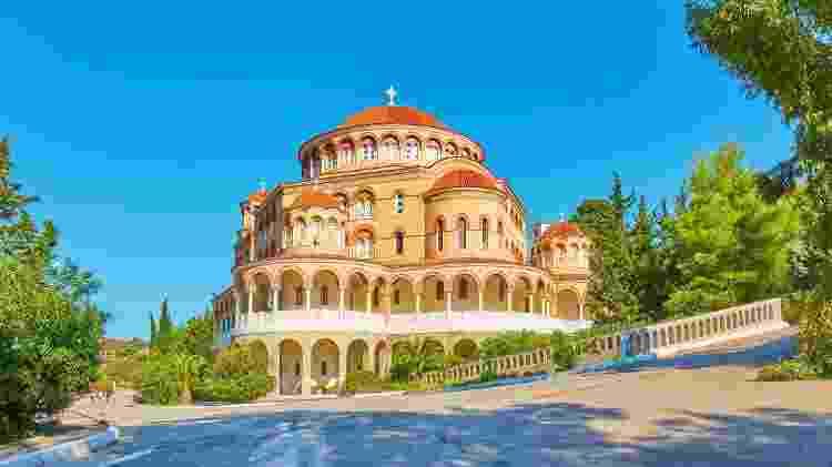 Igreja de Agios Nektarios - Getty Images