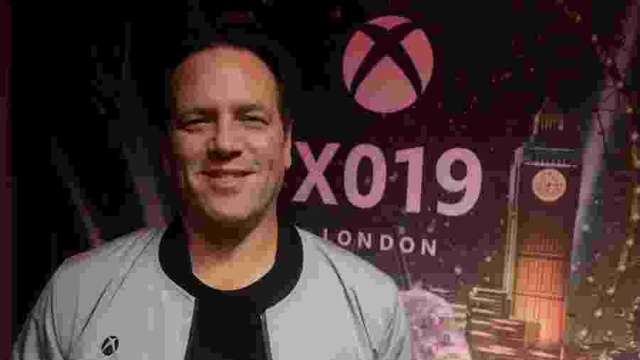 Phil Spencer, chefe de Xbox, falou sobre os anúncios da Microsoft e a nova geração de consoles - Renato Bueno/UOL