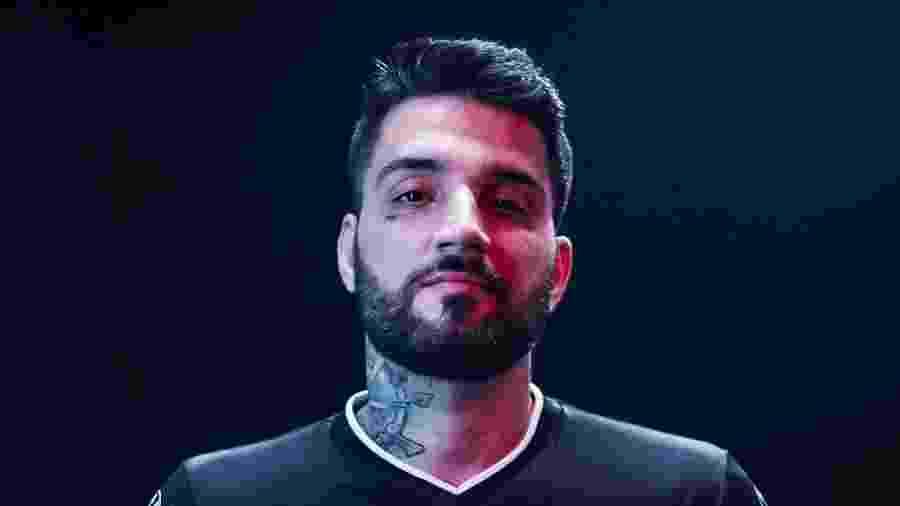 """Felipe """"brTT"""" Gonçalves volta para a paiN Gaming - Divulgação"""