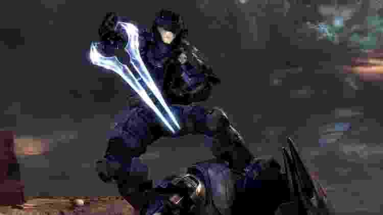 Halo Reach Legendary 4 - Reprodução - Reprodução