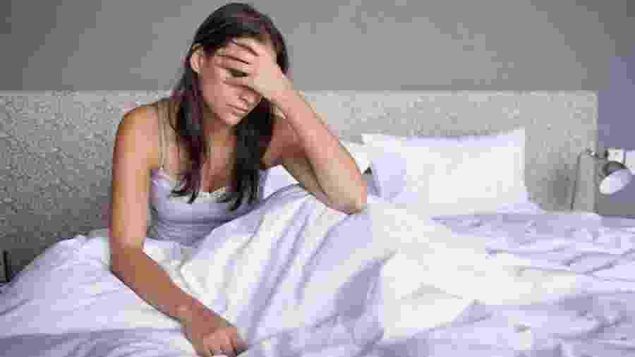 Do sexo à faxina, a dor de cabeça pode aparecer para certas pessoas - Getty Images