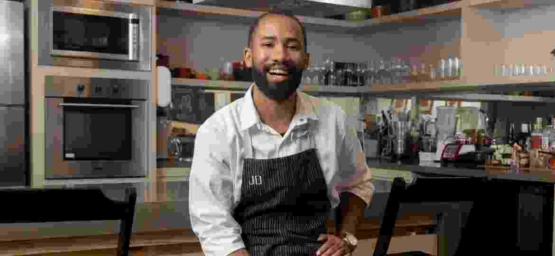 João Diamante, chef e empreendedor social que transforma a cena gastronômica do Rio - Divulgação