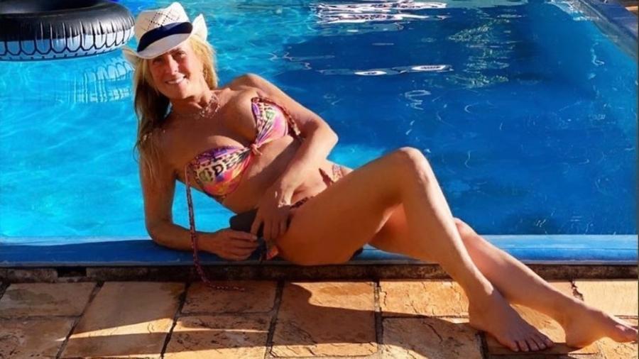Helô Pinheiro afirmou em entrevista não ter feito dietas - Reprodução/Instagram