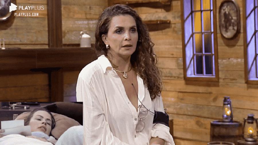 A Fazenda 2020: Luiza Ambiel falou das confusões vividas no reality show - Reprodução/Playplus