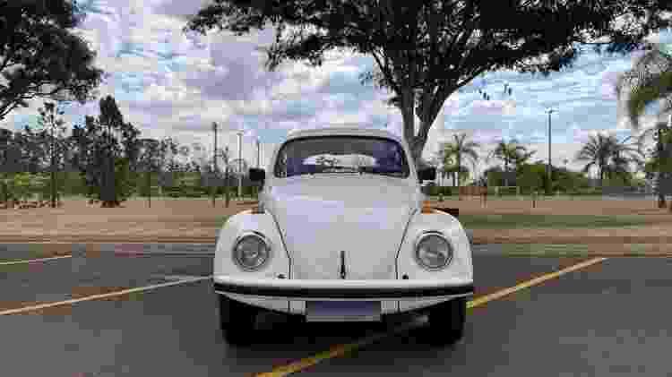 Volkswagen Fusca Itamar inflacionado - Arquivo pessoal - Arquivo pessoal