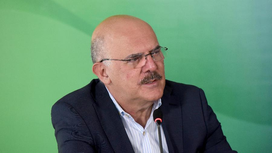 O ministro da Educação, Milton Ribeiro - Catarina Chaves/Ministério da Educação