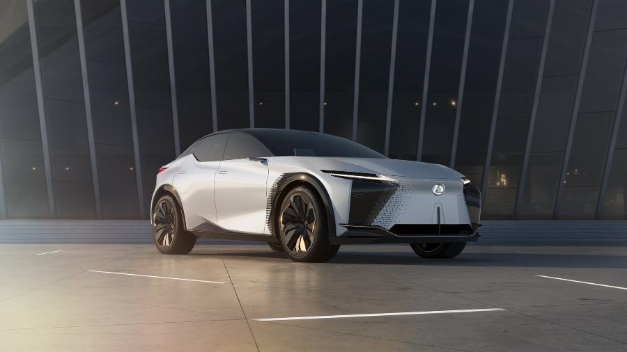 Lexus LF-Z Electrified Concept - Divulgação