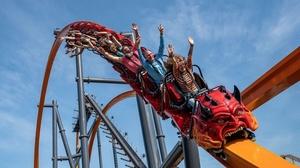 Reprodução/Six Flags Great Adventure