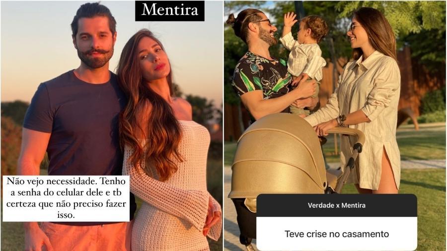 Romana Novais responde perguntas sobre o casamento com Alok - Reprodução/Instagram @romananovais