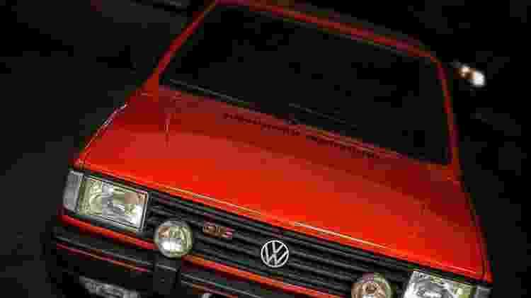 VW Gol GTS de Lucas Lima - Reprodução - Reprodução