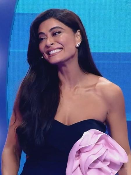 A atriz Juliana Paes caiu no mesmo golpe que o ator Murilo Rosa - Reprodução/TV Globo