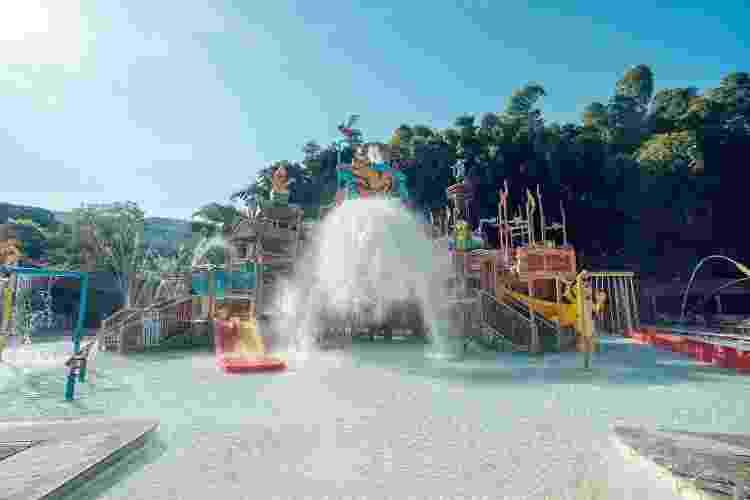 Hot Park Rio Quente - Divulgação - Divulgação