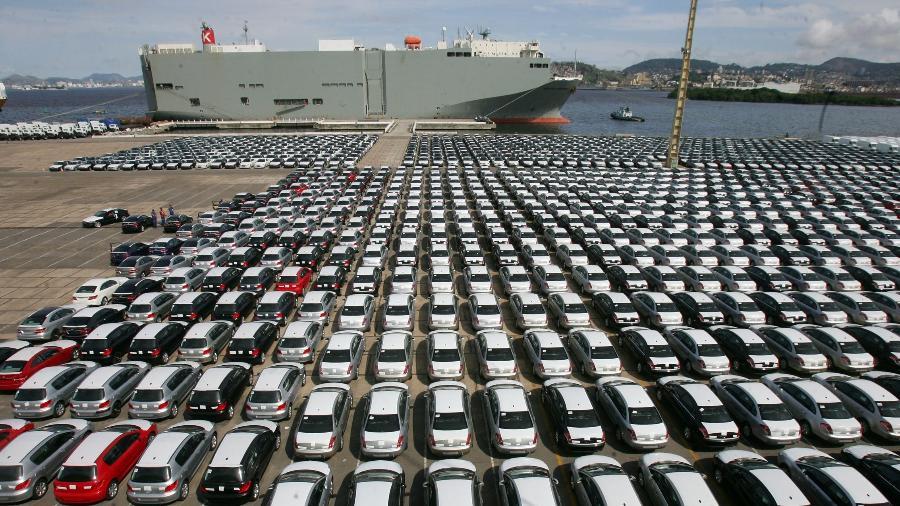 68.482 automóveis e utilitários leves foram exportados em março, alta de 64,6% na comparação com o mesmo mês de 2016 - Divulgação