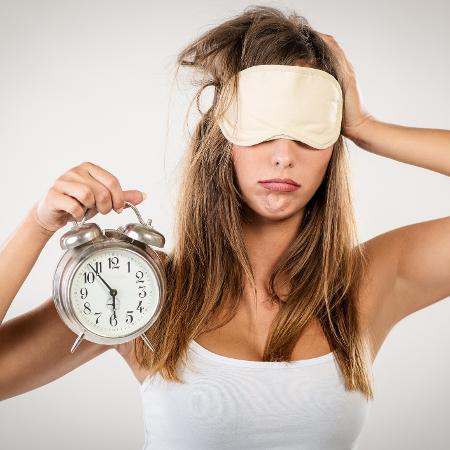 Estresse: ele pode causar insônia - iStock