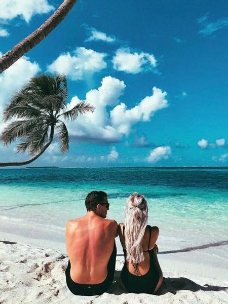 Foto no Conrad Maldives Rangali Island - Reprodução/Instagram