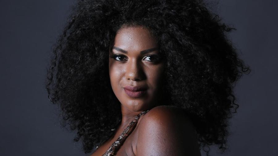 A cantora Mylena Jardim - Divulgação