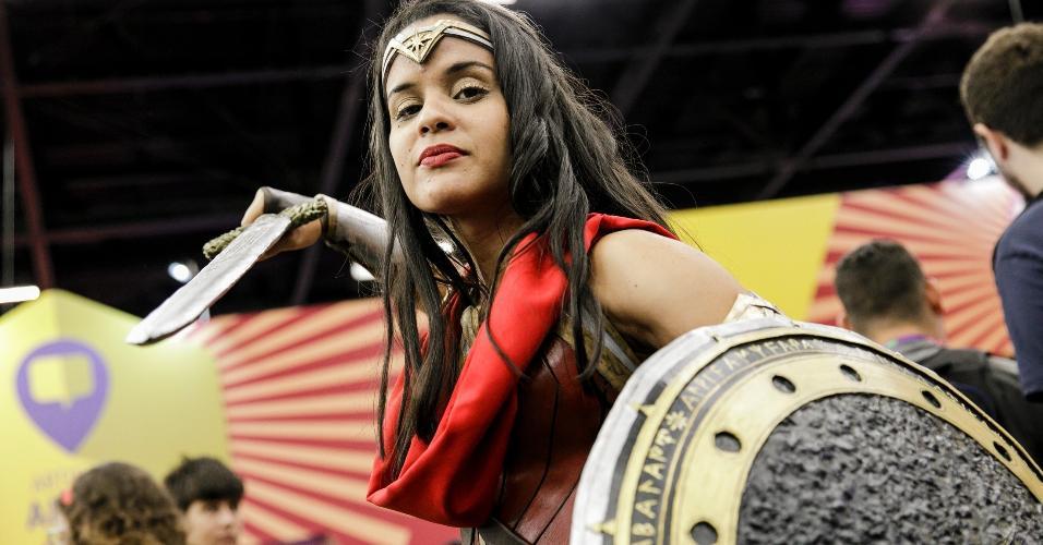 A heroína é sinônimo de popularidade e bons cosplays
