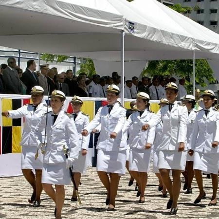 A Marinha quer ser a primeira força a retirar qualquer restrição à admissão e promoção de mulheres em seus quadros - Reprodução Agência Senado/Ronaldo Silva/AGECOM