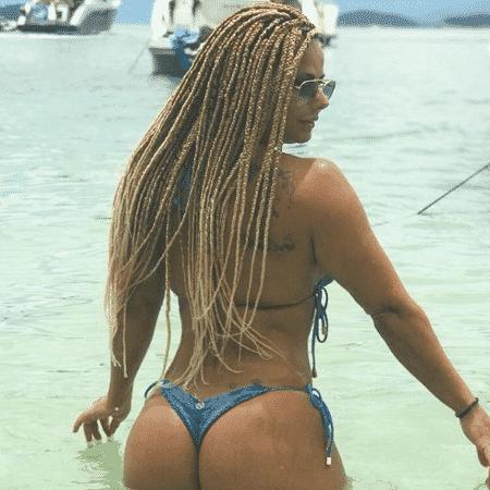 Viviane Araújo - Reprodução/Instagram/araujovivianne