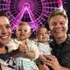 5 momentos fofos de Thais Fersoza e Michel Teló com a família em Orlando - Reprodução/Instagram