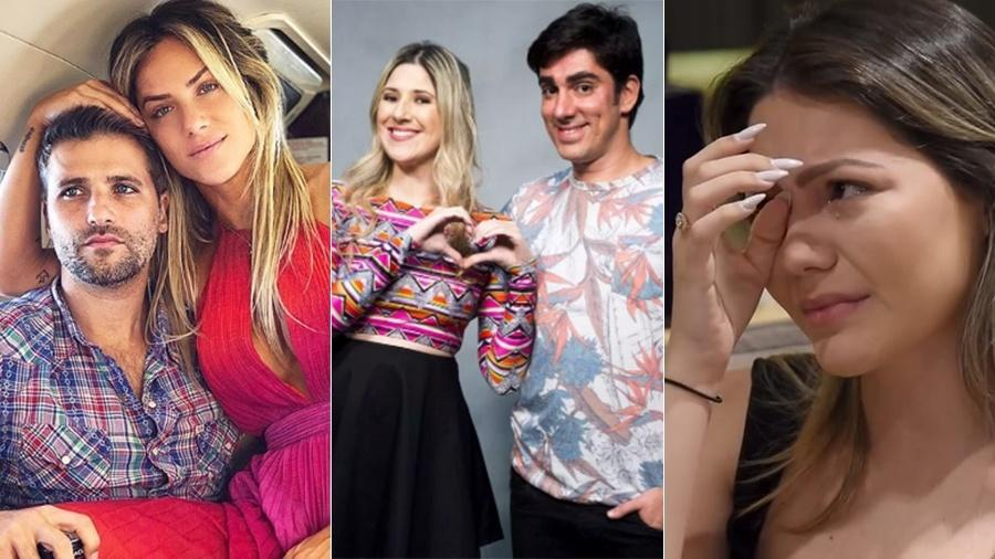 Reprodução/Instagram/TV Globo/Youtube