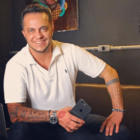 Thammy Miranda poderá assumir cadeira na Câmara de Vereadores de SP - Reprodução/Instagram