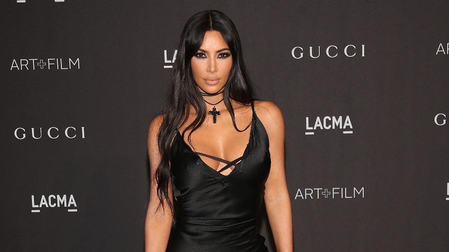 Kim Kardashian namorou o rapper Ray J há 11 anos e o cantor resolveu contar agora novos detalhes picantes da relação - Getty Images