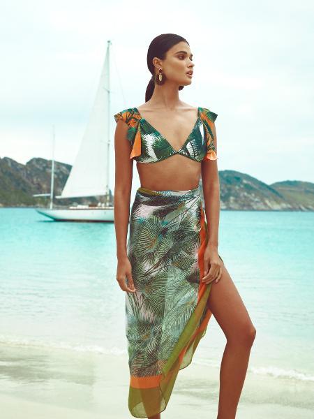 c90a7773a4 Moda praia: gigante fashion lança coleção com cinco marcas renomadas ...