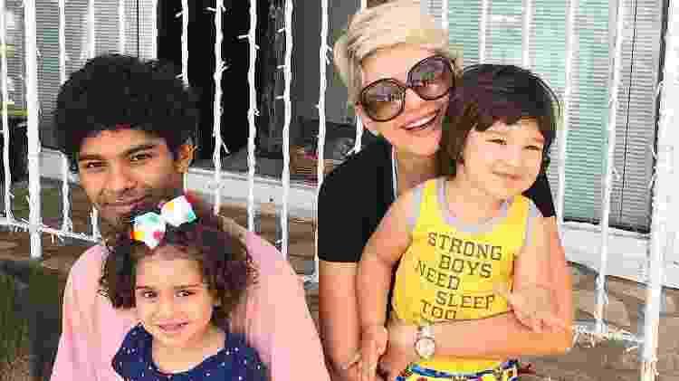 Antônia já está com tudo pronto para comemorar as festas do final de ano com os filhos e neta - Reprodução/Instagram/@ladyfontenelle - Reprodução/Instagram/@ladyfontenelle
