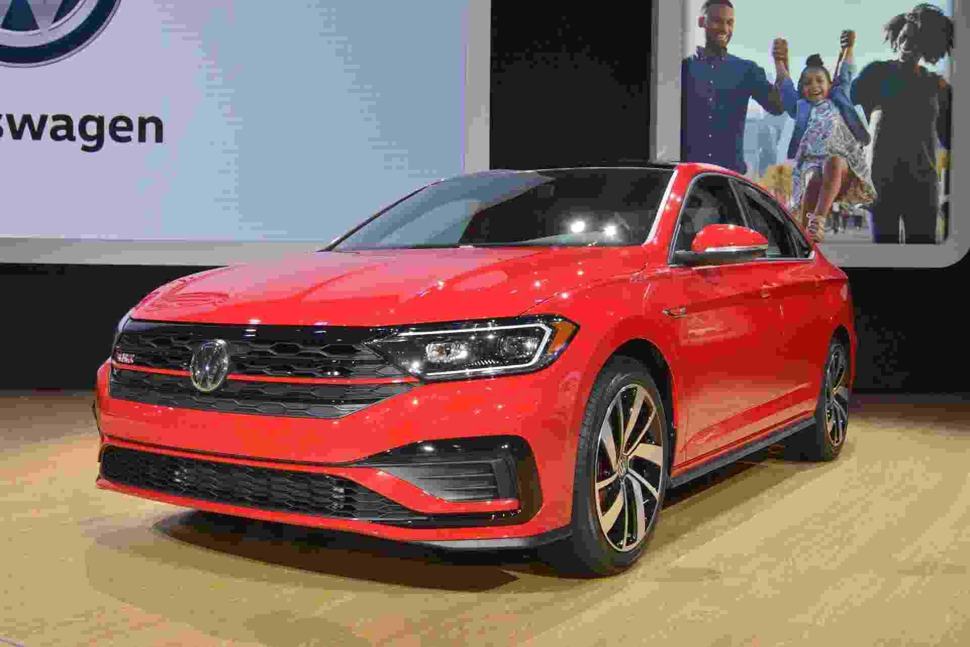Volkswagen Jetta GLI 2019 EUA - Newspress
