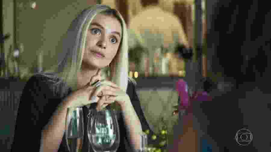 """Monica Iozzi interpreta Kim em """"A Dona do Pedaço"""" - Reprodução/TV Globo"""