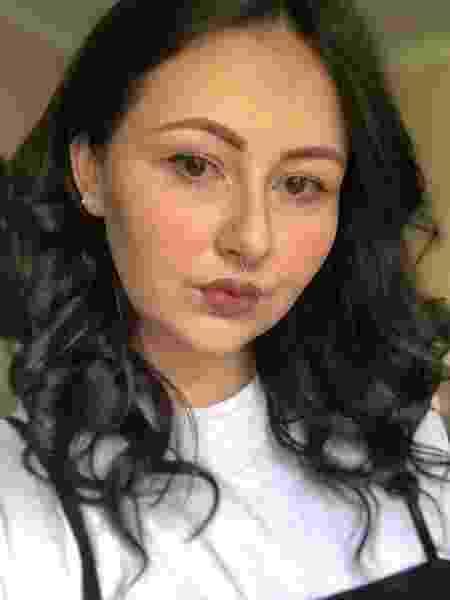 Chloe Langton  sofreu acidente indo encontrar o ex-namorado na Inglaterra - Reprodução/Twitter